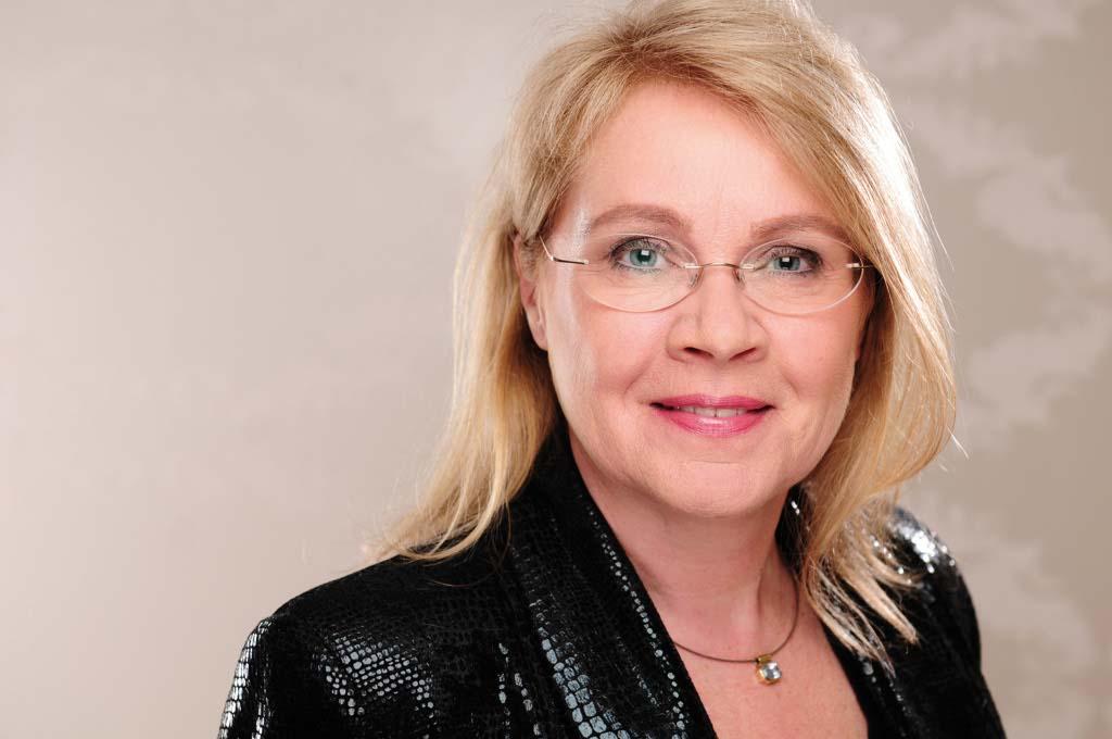 Birgit Schnaase - Inhaberin von Schnaase Interior Design