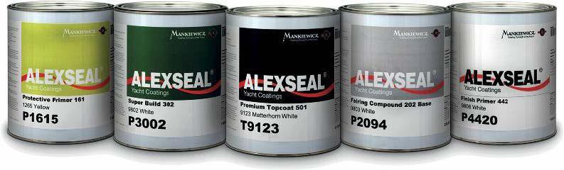 Mankiewicz bietet eine breite Produktpalette.