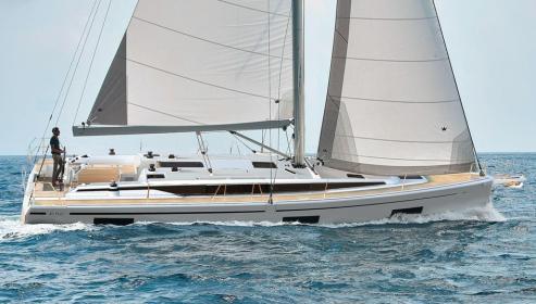 Überraschungserfolg für Bavaria: Die Cruiser 42 wurde Sieger in der Kategorie Family Cruiser.