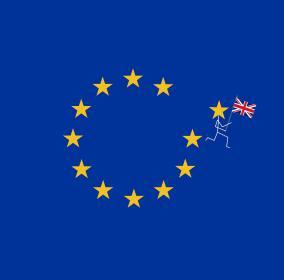 """Das Vereinigte Königreich wird zu einem """"Drittland""""."""