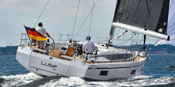 Die neue Segelyacht von Bavaria: Cruiser 42