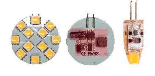Retro-Fit LED mit Schaltregler, eine EMV-Filterung ist nicht vorhanden.