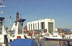 Werftgelände von Gebr. Friedichs in Kiel am Westufer der Förde: Auf Projektmanagerebene wird ein erhebliches Potential in der Digitalisierung gesehen.