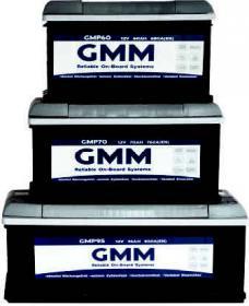 GMM Batterien