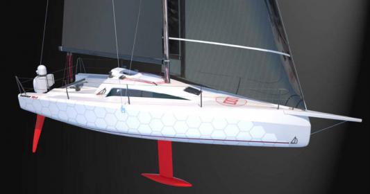 Die neue, knapp zehn Meter lange Dehler 30 one präsentiert sich mit vielen Innovationen und einer Kombination von Funktion und Komfort.