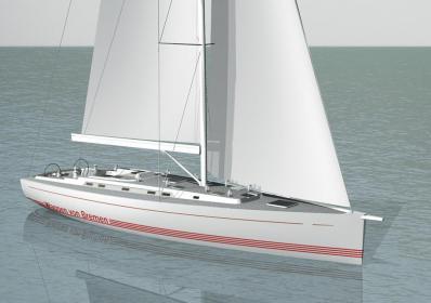 Eine Yacht für alle Meere der Welt