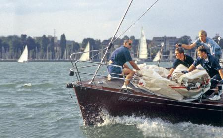 Deutscher Skipper und Crew: Einsatz auf fremdgelflaggten Yachten ist nicht möglich.