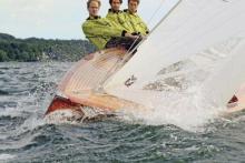 Die L95: ein schnelles und elegantes Boot
