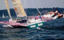 Hightech-Regattayachten von Bootswerft Heistracher
