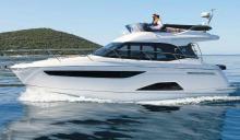 Motorboote von 29 bis 55 Fuß Länge aus der Bavaria-Produktion bieten möglichen Eignern eine umfassende Auswahl. Gemeinsamkeiten der Boote sind der hohe Qualitätsstandard sowie herausragendes Design