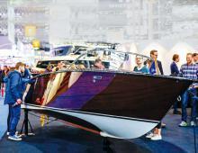Auf der boot wird die ganze Vielfalt der Bootswelt ausgestellt und wird mit den erwarteten 250.000 Besuchern großes Zuschauerpotential erhalten.