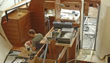 Bootsbau: Import nahm um knapp 15 Prozent zu, der Export hatte einen Rückgang um 18 Prozent zu verzeichnen.