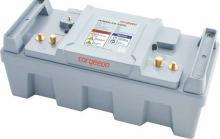 Die neuen Batterien von Torqeedo speichern ihre Kraft durch Lithium-Nickel-Mangan- Cobaltoxid und liefern auch bei Kälte Energie.