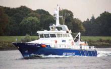"""Die neue """"Helgoland"""" für Nordseeeinsätze"""