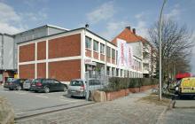 Das heutige Firmengebäude der Robert Lindemann KG