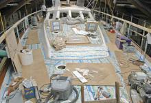 Bauaufsicht und die Begutachtung von Yachten und Yacht-Schäden ist die ausgewiesene Arbeit der Sachverständigen. Dabei muß auf die rechtlichen Anforderungen geachtet werden.