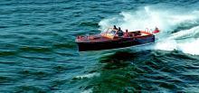 Eine Kiel-Classic in Aktion