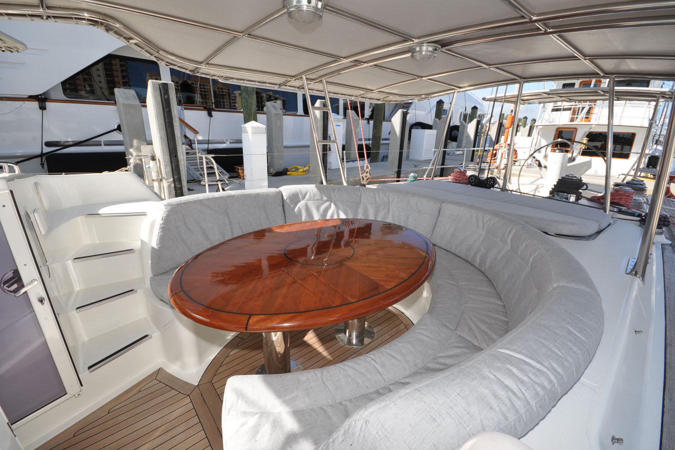 24.30m sailing superyacht CIM Farr 78 Y NOT